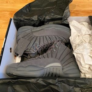 "Air Jordan Retro 12 ""PSNY"" Dark Grey 130690-003"